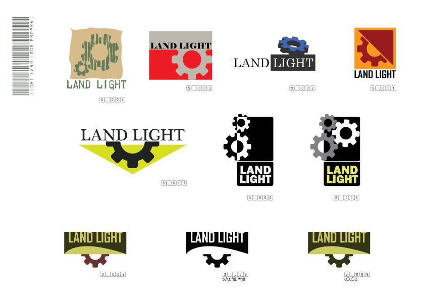 landlight logo